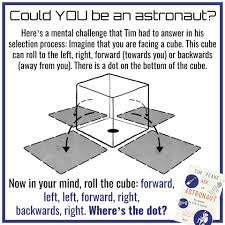 can you solve this quiz all astronauts have to take before going
