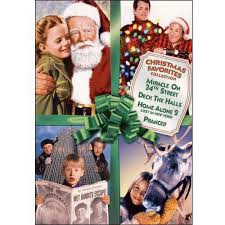 christmas favorites collection miracle on 34th street deck the