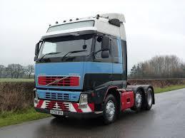 volvo rigid trucks volvo fh 13 440 6 x 2 globetrotter tractor