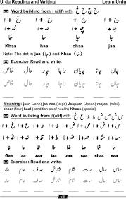 urdu alphabet worksheets projects to try pinterest alphabet