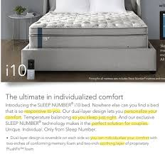 Sleep Number Bed Queen Best Mattress Buying Guide Consumer Reports I8 Sleep Number Bed