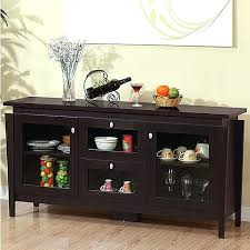 buffet cabinet with glass doors buffet with top cabinet glass doors office furniture warehouse
