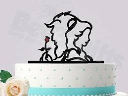 how to your cake topper beauty and the beast inspired wedding cake topper top your cake