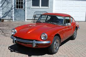 daily turismo auction watch 1968 triumph gt6