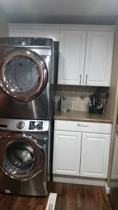 washing machine in kitchen design kitchen remodel after buying a new washer and dryer then