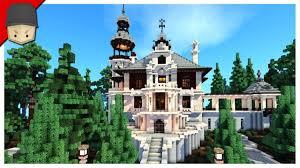 Victorian Style Mansions Minecraft Gothic Victorian Mansion Youtube