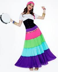 fortune teller halloween costume ideas renaissance gypsy costume costumelook