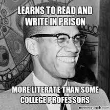 Malcolm X Memes - x