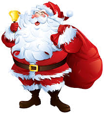 cartoon wine png santa claus with bell and bag png clipart best web clipart