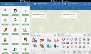 chat for android reliance jio messenger app jio chat complete review