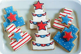4th Of July Bunting Decorations Patriotic Stripes Bunting And Stars Oh My Bake At 350