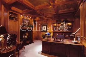 Den Ideas Wood Paneled Office For An Unwatermarked Sample Download Click