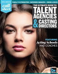 call sheet faq how to find casting directors