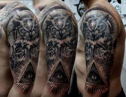 illuminati tattoos tattoofanblog