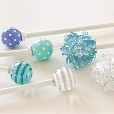 Turquoise Curtain Rod 57 Best Curtain Rods Images On Pinterest Curtain Rods Window
