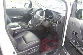 toyota limo interior toyota u0027s fuel sipping estima and alphard hybrid minivans u2013 off