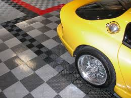 easygaragefloor com offers a way to easily and affordably tuffshield diamond freeflow tile floor