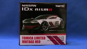 nissan idx nismo tokyo motor show 2013 tomica limited vintage neo