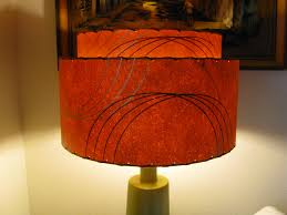 good burnt orange lamp shade 44 for your harp lamp shade adapter