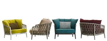armchair erica b u0026b italia outdoor design by antonio citterio