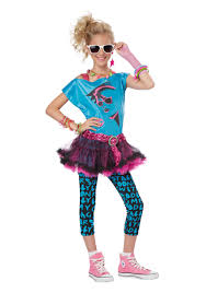 tween 80s valley costume