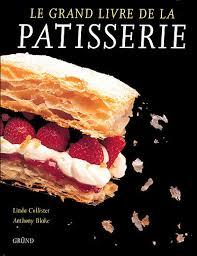livre de cuisine gratuit pdf le grand livre de la pâtisserie relié collister a