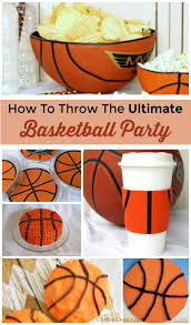 basketball party ideas how to throw the ultimate basketball party for kids