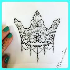 27 best tattoos images on pinterest crown tattoo design