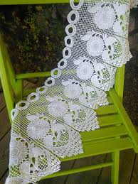 Crochet Valance Curtains 220 Best French Vintage Curtains Images On Pinterest French