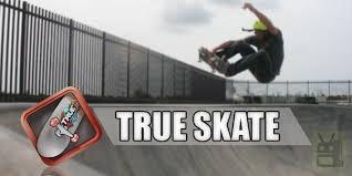 apk true skate true skate apk for android and ios best skateboarding simulation