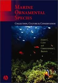marine ornamental species c cato 9780813829876