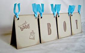 Baby Boy Shower Centerpieces by Baby Boy Shower Decoration Brown And Blue Baby Shower Party
