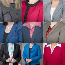 what should a wear for a business portrait dc corporate