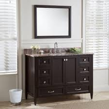 home decorators collection claxby 48 in w vanity cabinet only in