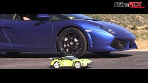 lamborghini limousine blue r c car vs 550hp lamborghini gallardo lp 550 2 youtube