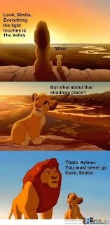 Lion King Shadowy Place Meme Generator - shadowy place by jennifer meme center