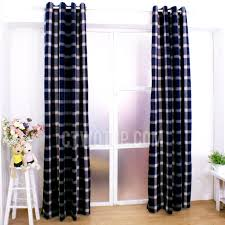 White And Navy Curtains Quality Cotton Navy And White Room Boys Curtains