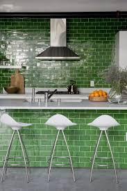 green glass backsplashes for kitchens kitchen backsplash green subway tile backsplash kitchen lovely