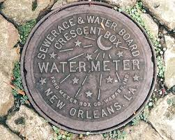 new orleans water meter cover new orleans crescent city meter cover crescent city crescents and