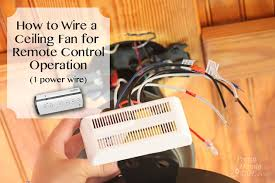 installing remote control ceiling fan how to install a ceiling fan pretty handy