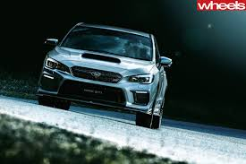 subaru wrx hatch 2018 subaru wrx could get electrified boost wheels