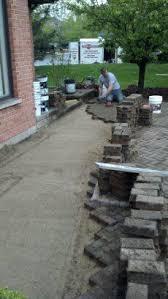 Unilock Michigan Brick Paver Patio Repairs Cleaning U0026 Sealing In Barrington Il