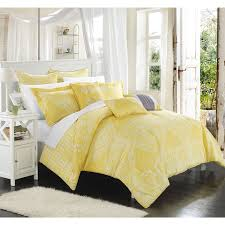 best 25 yellow comforter set ideas on pinterest grey chevron