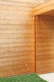 Cedar Wood Walls by Top 6 Exterior Siding Options Hgtv