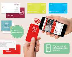 wordings nfc business card templates in conjunction with nfc