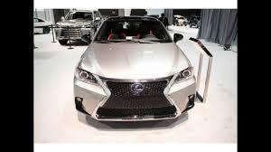 lexus hybrid ct200h lexus ct 200h hybrid year 2017 car reviews youtube