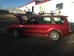 red subaru forester 2016 2005 subaru forester xt automatic complete part out the subie