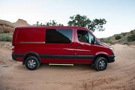 bmw sprinter van in search of adventure in the 2015 mercedes benz sprinter crew 4x4