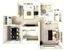 upscale apartment amp townhome floor plans the brittany bathroom