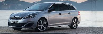 peugeot estate cars the best diesel estate cars on sale carwow